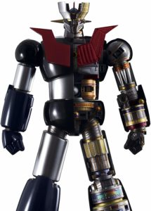 Action Figure Mazinger Z DX