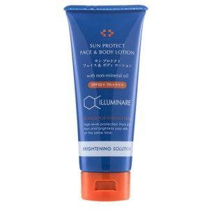 Illuminare Sun Protect Face & Body Lotion SPF 50