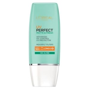 L'oreal UV Perfect Matte & Fresh SPF 50
