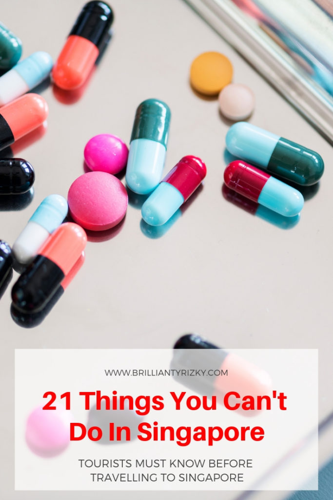 Illegal Drugs - 21 Things You Can't Do In Singapore