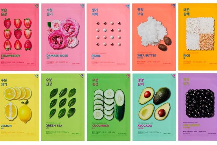 Holika-Holika Pure Essence Sheet Mask