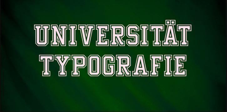 Download Free Font Undergrad
