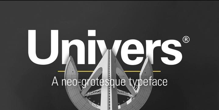 Download Free Font Universe