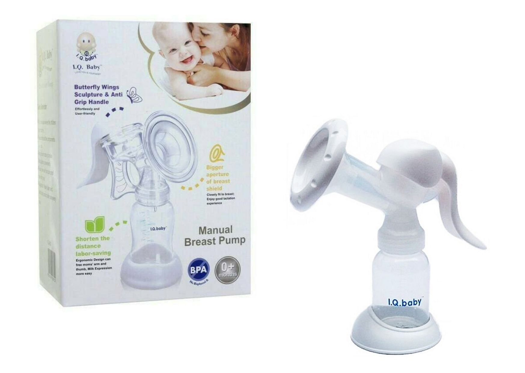 I.Q. Baby IQ-900 Pompa ASI Manual