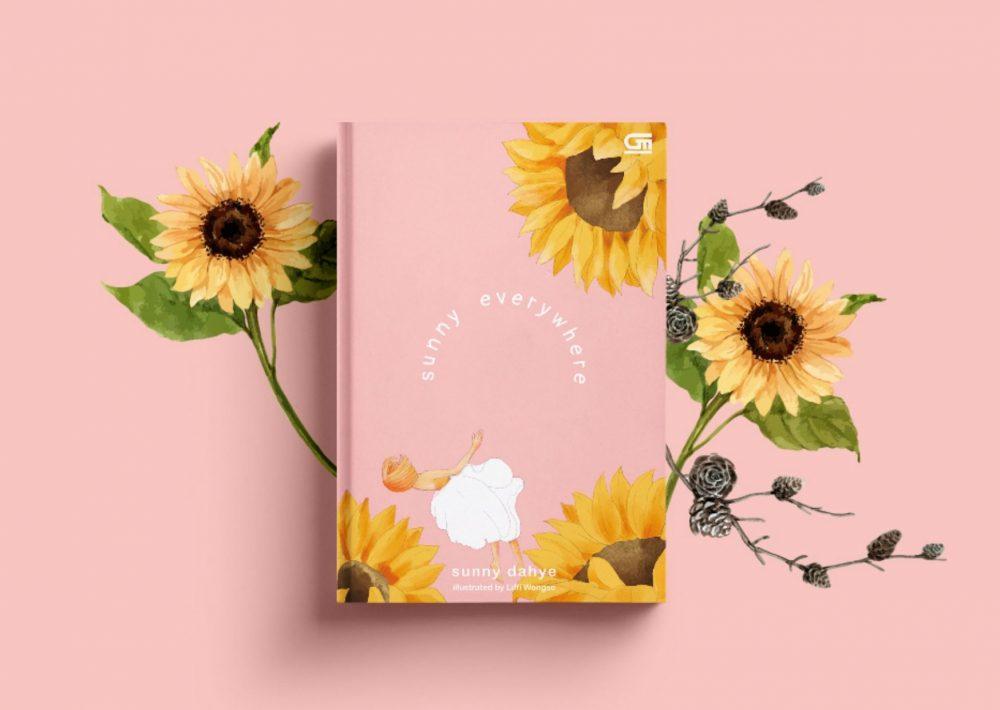 Review Buku Sunny Everywhere Milik Sunny Dahye